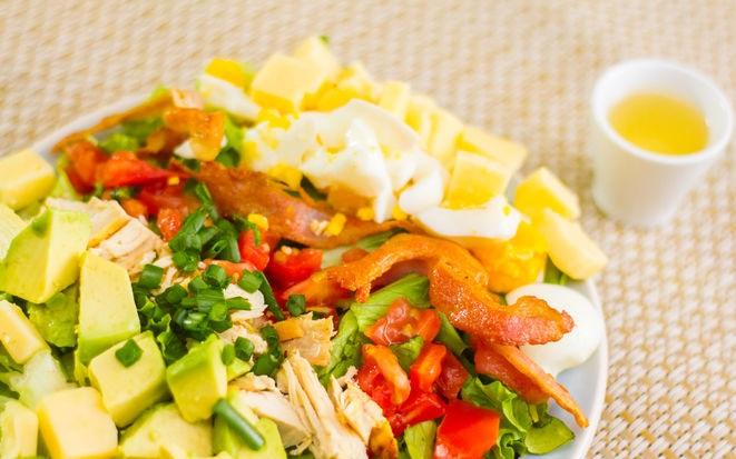 Cobb Salatası Nasıl Yapılır Resimli Tarif 50