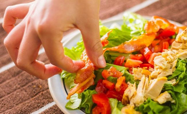 Cobb Salatası Nasıl Yapılır Resimli Tarif 84