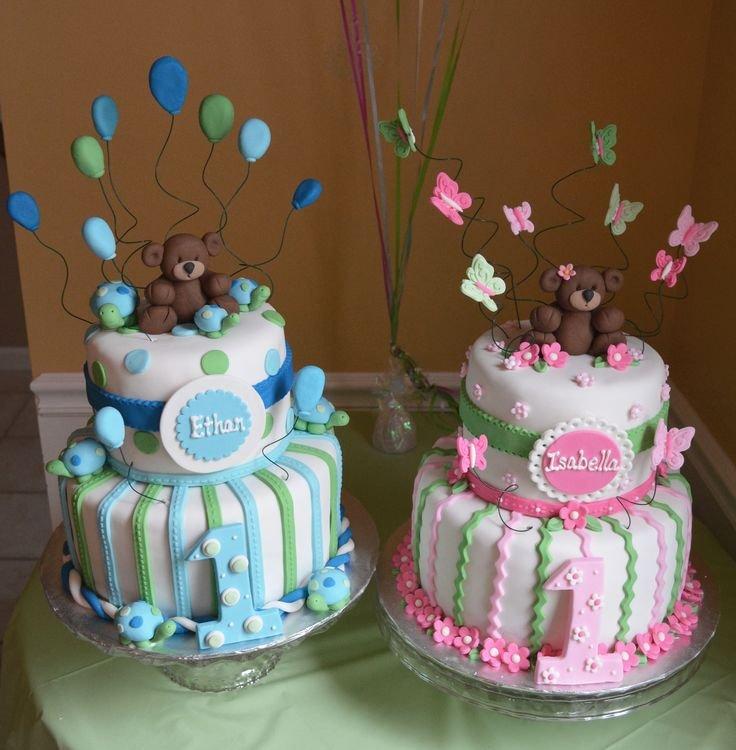 Cake Designs For 1 Year Boy : ?kiz Bebek Do?um Gunu Fikirleri 2015   Kadinlar Kulubu