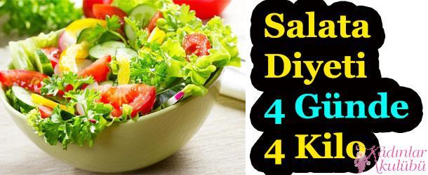 2 Haftada 8 Kilo Verdiren Diyet İle Zayıflayın