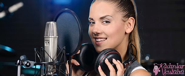 Seslendirme Ajansı için Kadın Seslerin önemi!
