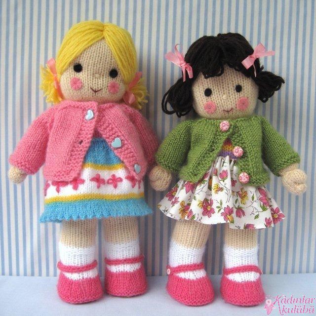 Noddy Doll Knitting Pattern : En Guzel orgu Oyuncak Bebek Modelleri 2016   Okul oncesi Egitimi ve cocuk Gel...