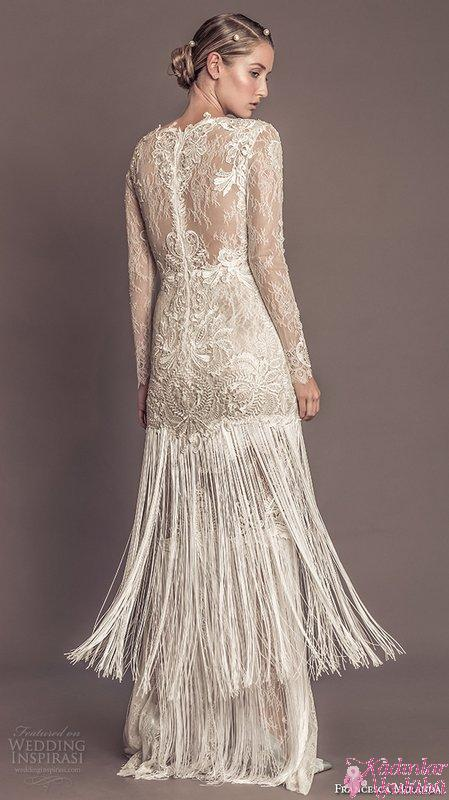 francesca-miranda-fall-2016-bridal-stunning-bateau-neckline-lace-long-sleeves-lace-embroidered-(2)