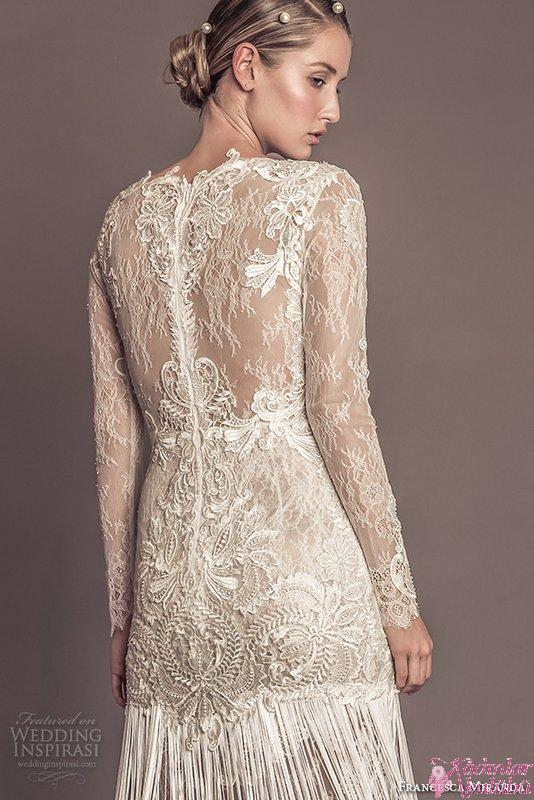 francesca-miranda-fall-2016-bridal-stunning-bateau-neckline-lace-long-sleeves-lace-embroidered-(3)