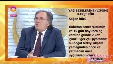 Yağ bezesi tedavisi İbrahim Saraçoğlu