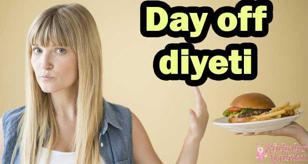 Day off diyeti