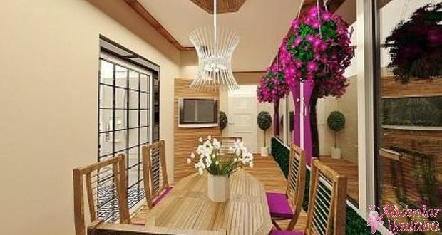 feng shui balkon dekorasyonu kad nlar kul b. Black Bedroom Furniture Sets. Home Design Ideas