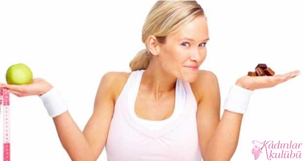 Spor ve diyet yapmadan kilo vermek