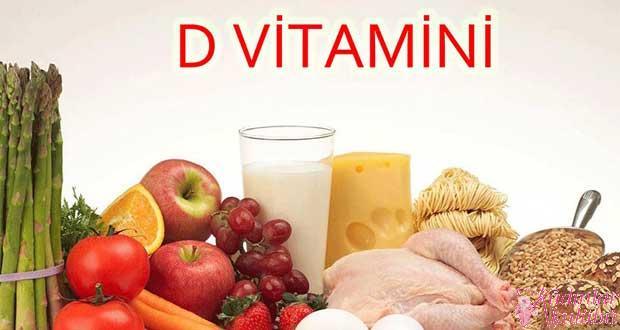 Diyette D vitamini önemi!