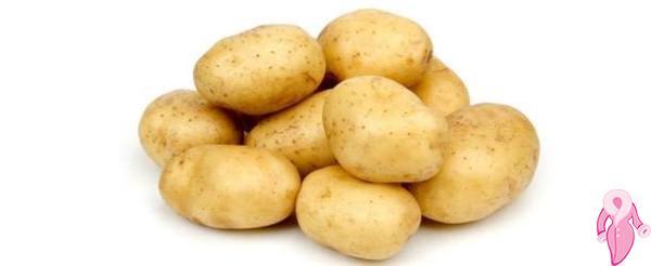 Patates yiyerek 1 haftada 2 kilo