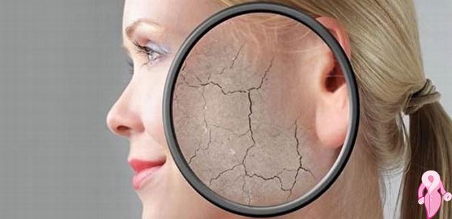 Cilt bakımı ve menopoz