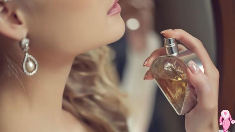 Diyet ve parfüm