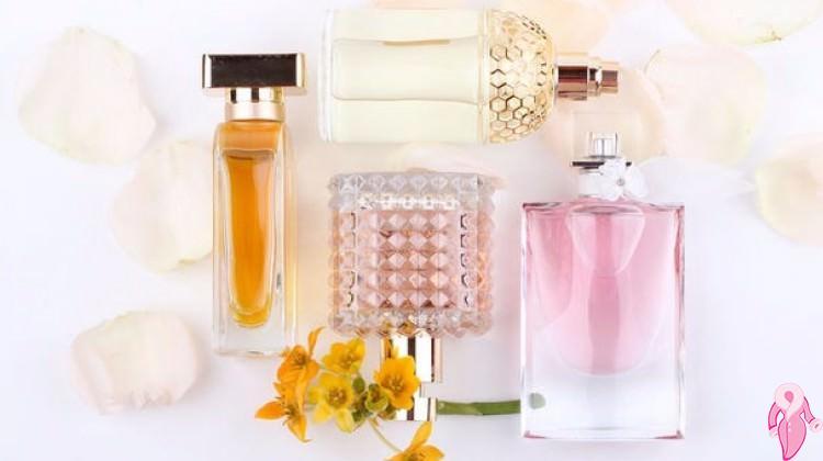 Sıcak havalarda parfüm nasıl kullanılır?