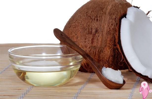 Sağlıklı Saçlar İçin Hindistan Cevizi Yağı...!