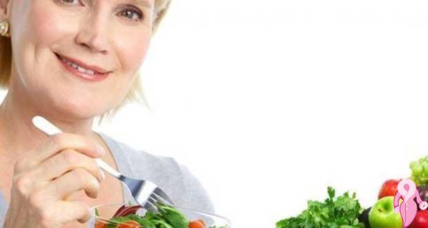 Menopoz diyeti yaparken dikkat..!
