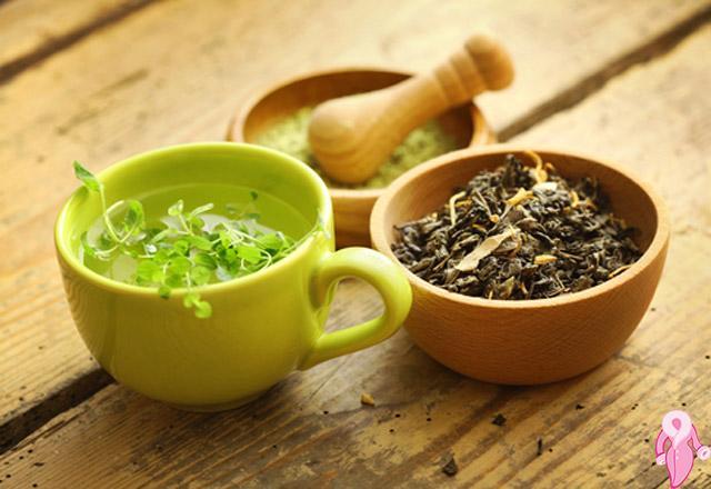 Bitkisel Çaylar ile Zayıflama