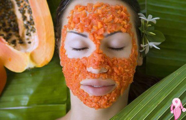Papaya Sivilce Maskesi Tarifi