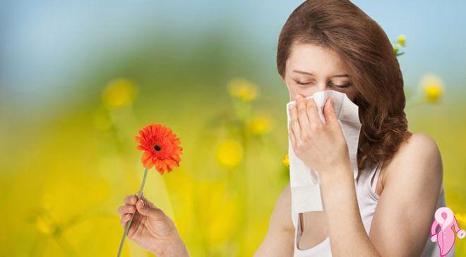 Bahar alerjisine üzerlik tohumu ile evde çözüm