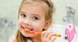 Çocuklarda Diş Fırçalama Ne Zaman Başlanmalı ?