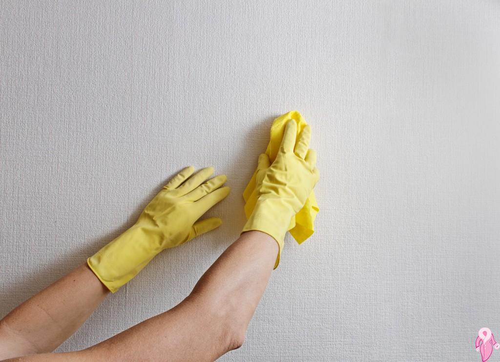 Duvar Kağıdındaki Lekelere Çözüm