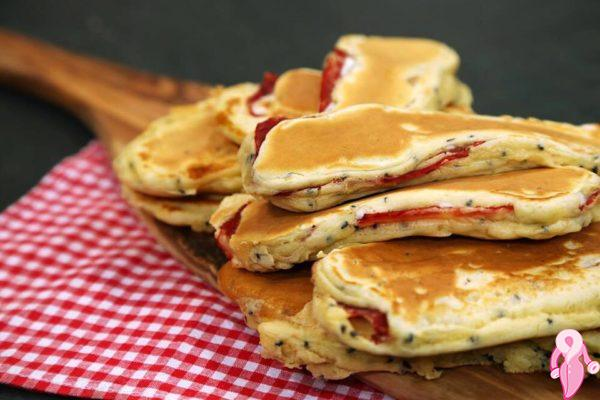 Pancake Sandviç Tarifi