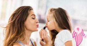 Kız çocuklarının makyaj yapması zararlı mıdır?