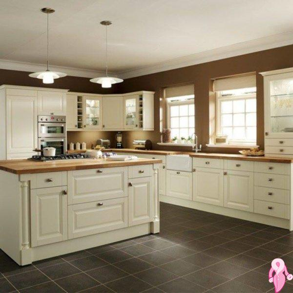 Kitchens With Grey Painted Walls