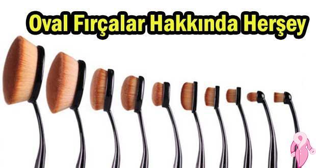 Yeni Makyaj Trendi Oval Fırçalar Hakkında Herşey 41