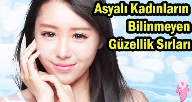 Asyalı Kadınların Bilinmeyen Güzellik Sırları