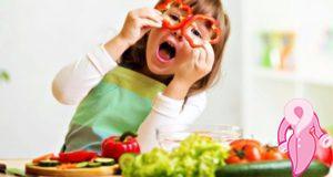 Çocuklara Sebze Yedirmenin Yolları Nelerdir?