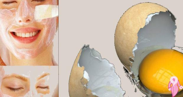Gözenek Sıkılaştıran Yumurta Akı Maskesi