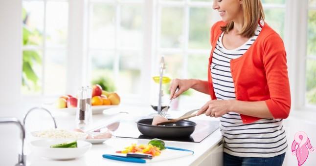 Mutfağın güzel kokması için