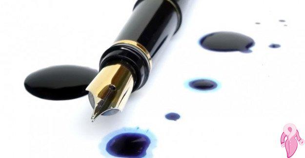 Tükenmez ve kurşun kalem lekesi nasıl çıkar?