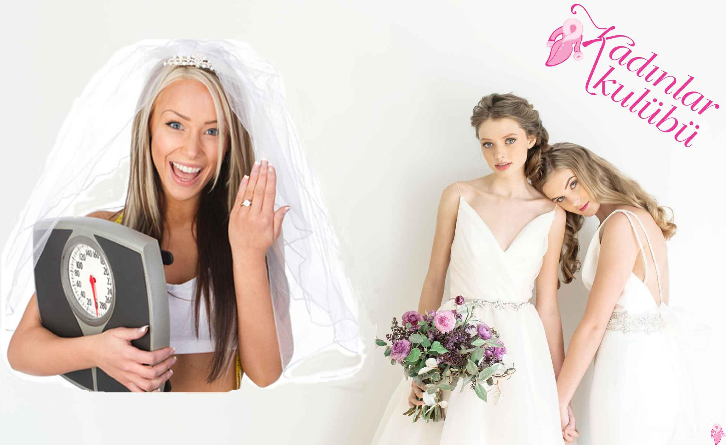 Gelinlik İçin Gelin Diyeti 1 Haftada 3 Kilo Verme Düğün Diyet Listesi