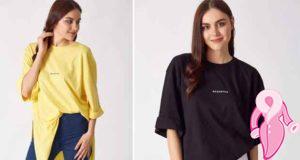 2018 Bol Kesim T-Shirt Modelleri