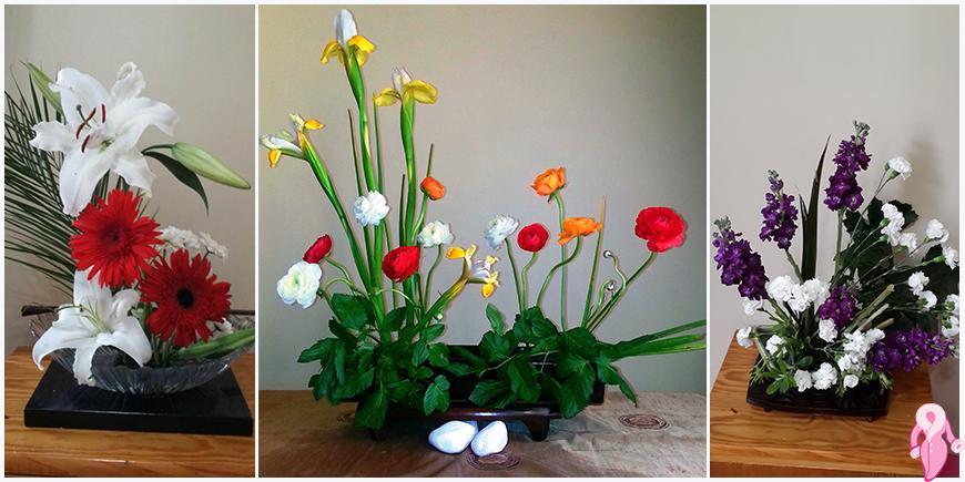İkebana Nasıl Yapılır Japon Çiçek Düzenleme Sanatı Kadou