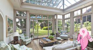 Kış Bahçesi Nasıl Yapılır? Bahçe ve Balkon Dekorasyon Fikirleri