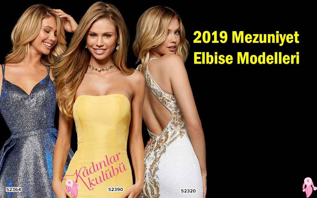 Elbise Modelleri 2019 Mezuniyet Abiye Trendleri