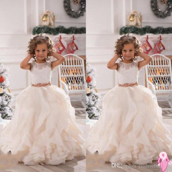 Abiye Elbiseler Sayesinde Çocuklarınız Dans Pistinin Kraliçesi Olacak