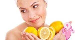 Cilt Gözenekleri Temizlemek İçin Limon