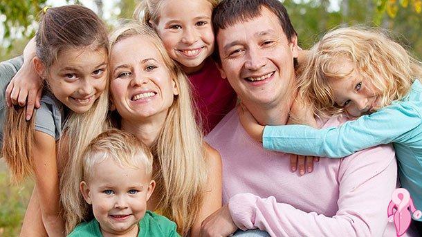 Çok Çocuklu Ailelerde Eşit Sevgi