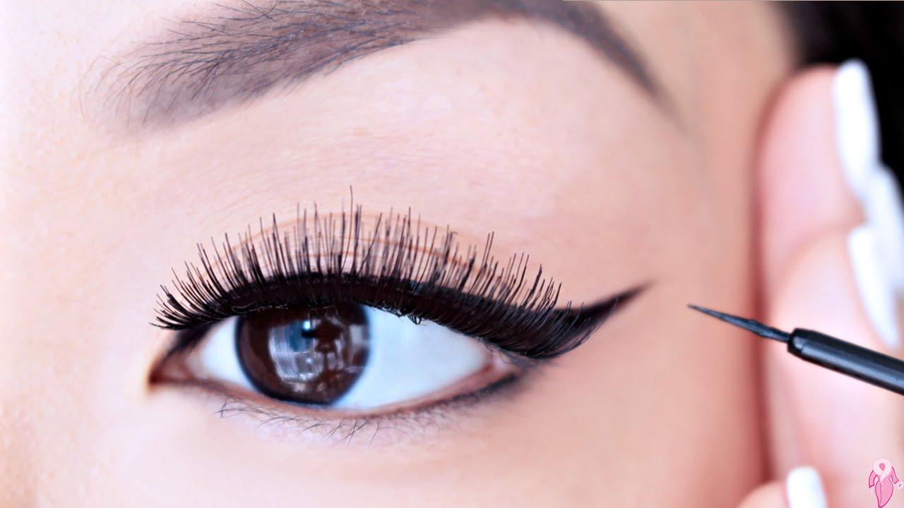 Doğru Eyeliner Sürme Teknikleri