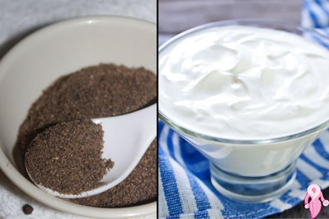 Göbek Eriten Pul Biberli Yoğurt Kürü Nasıl Yapılır?