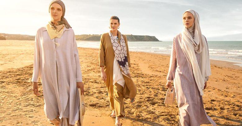 104e42b5e0571 Tesettür Giyim 2019 Trendleri Yaza Damga Vuracak - Kadınlar Kulübü