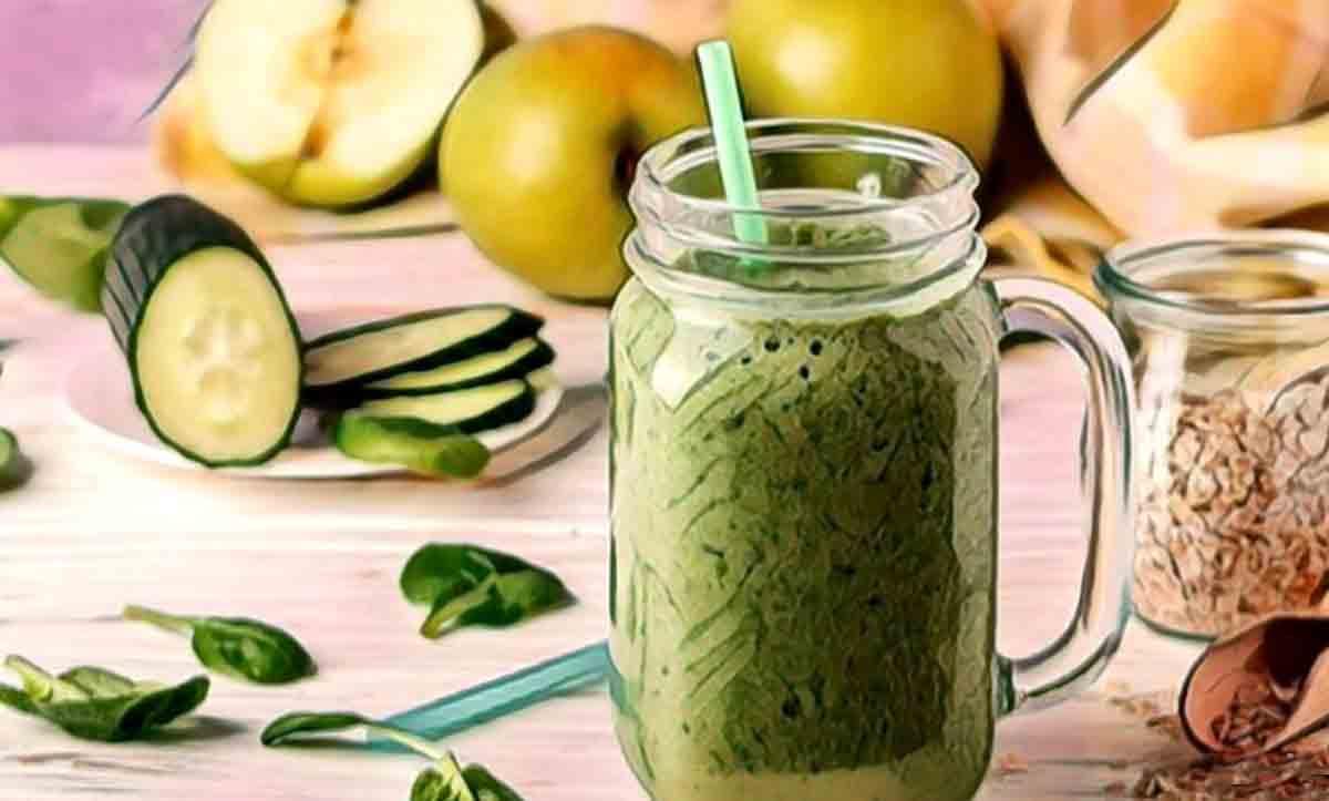 diyet smoothie tarifleri