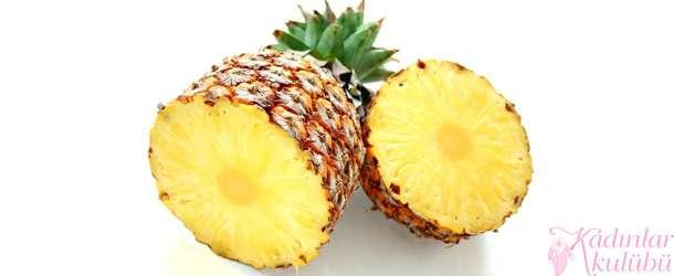 Ananas diyeti ile 2 günde 3 kilo verme