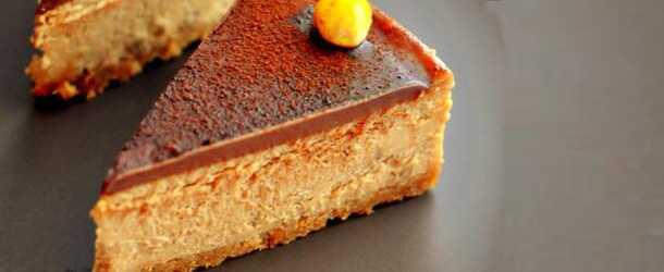 Fındıklı çikolatalı cheesecake