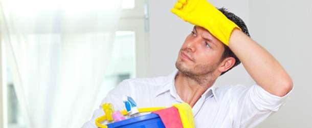 Erkekler ev işi yapmalı mı?