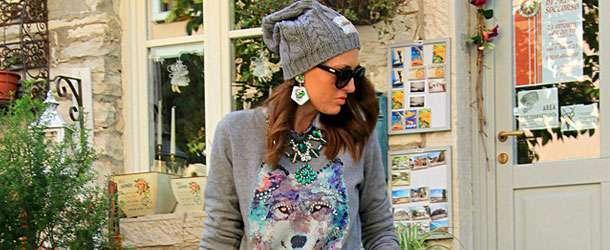 2013-2014 Sonbahar sokak modası