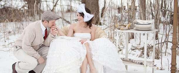 Kışın evleneceklere öneriler